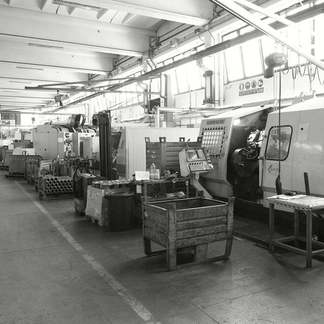 Industrie TCM _ 70 centri di lavoro 2