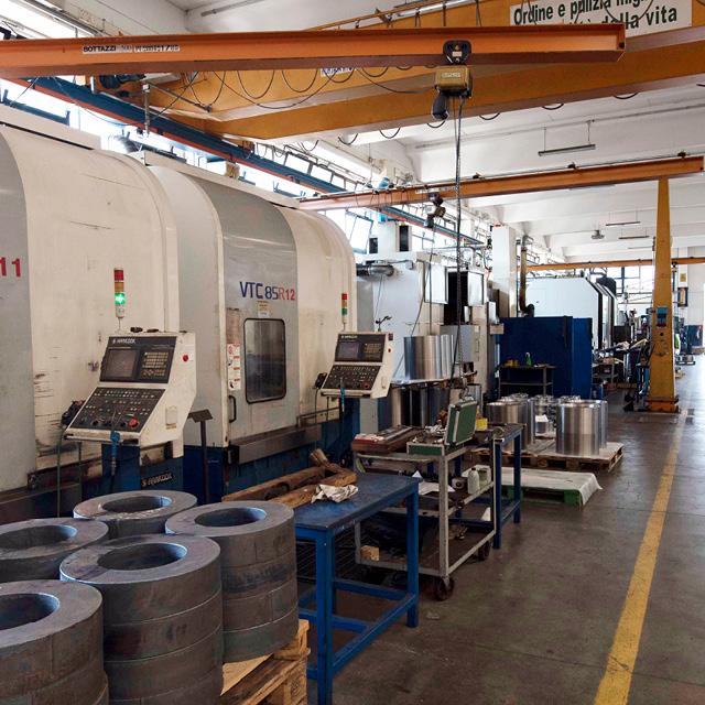 Industrie TCM _ Azienda gallery 12
