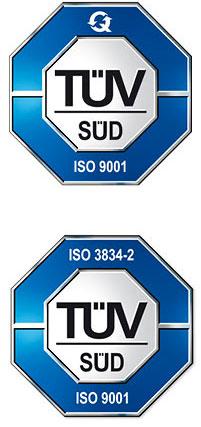 Industrie TCM _ Qualità sistema TCM certificazioni