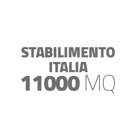 Stabilimento Italia 11000 mq