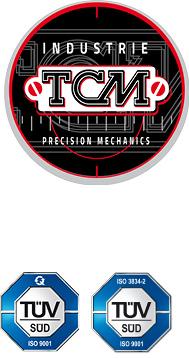 Industrie TCM _ Logo certificazioni